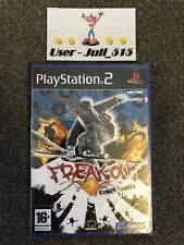 Playstation 2 Game: Freak Out Extreme Freeride (Superb Sealed Condition) UK PAL