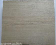 Body Blank Korina Limba Tonholz 44,5 mm zweiteilig 50 x  34 cm Gitarrenbau
