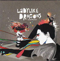 CD CARTONNE CARDSLEEVE COLLECTOR 13T LADY DRAGONS HEART BURST NEUF SCELLE