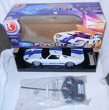 Radio Shack 60-4390 Ford GT RC Remote Control Car White  49 MHZ With Box