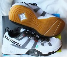 NEW Salming Kobra size 11.5 mens Limited edition wht