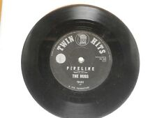 "The HUBS - PIPELINE - Twin Hits TH011 - 7"" record"