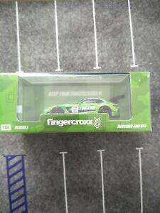 TARMAC WORKS FINGERCROXX MERCEDES AMG GT3 ERACING GP HONG KONG DIECAST 1/64 NEW