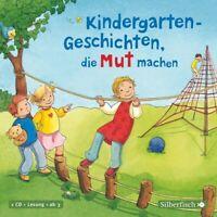 JOHANNES STECK/WEBER,ANNE/+ - KINDERGARTEN-GESCHICHTEN,DIE MUT MACHEN  CD NEW