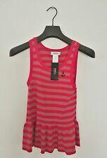 Sonia By Sonia Rykiel cotton and silk sleeveless ruffle top size L