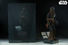 Sideshow Star Wars A new hope Chewbacca 1/4 Premium Format Figure Statue PF SW