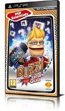 BUZZ! GRAN QUIZ GIOCO SONY PSP NUOVO SIGILLATO