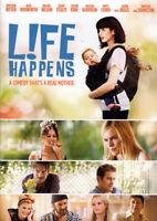 LIFE HAPPENS (DVD)