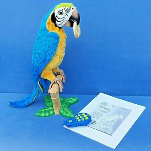 HASBRO FURREAL FRIENDS PAPAGEI PARROT VOGEL COCO 77182