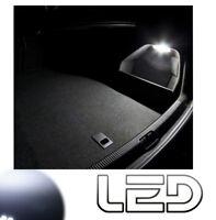 PEUGEOT 206 1 Ampoule LED blanc Eclairage lumière Plafonnier Coffre Trunk bagage