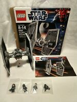 LEGO® Star Wars TIE Fighter 9492 100% Complete w/ Instructions, Minifigs, & Box