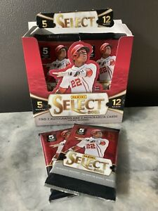 2021 Select Baseball FOTL Hobby Single Packs 🔥🔥