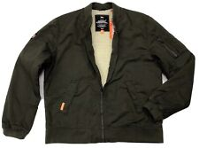 Superdry Military Bomber Jacket Winter Duty Men's in Size XXL