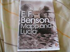 E F Benson Mapp and Lucia [Paperback]
