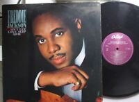 Soul Lp Freddie Jackson Don'T Let Love Slip Away On Capitol