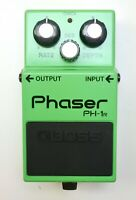 BOSS PH-1R Phaser Vintage Guitar Effects Pedal made in Japan 1981 #94