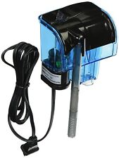 Cascade Hang-on Filter Aquarium Pro 20 Gallon Fish Tank Pump Sterilizer Canister