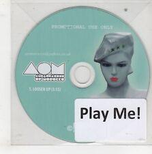 (GQ598) AOM, Loosen Up - DJ CD