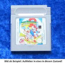 Super Mario Land 2 - 6 Golden Coins, Nintendo GameBoy Spiel