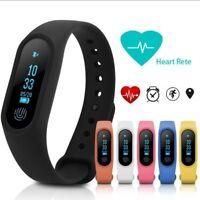 M2 IP67 Waterproof Mi Blood Pressure Smart Wrist Watch Monitor Fitness