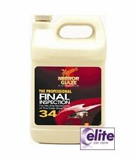 Meguiars Mirror Glaze #34 Final Inspection Quick Detailer US Gallon  3.78L M3401