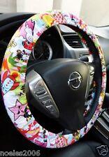 Hand Made Steering Wheel Covers Japanese Kawaii Geisha Girl