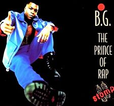 """12"""" - B.G. The Prince Of Rap - Stomp (HIPHOUSE) NEW, STORE STOCK LISTEN - OYELO"""