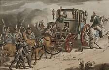 NAPOLEONIC WARS CAPTURE NAPOLEON'S CARRIAGE 1809-17