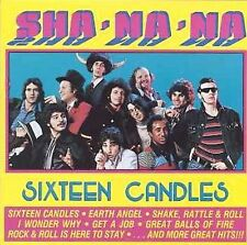 SHA-NA-NA SIXTEEN CANDLES Earth Angel Breaking Up Is Hard To Do Get A Job NEW CD