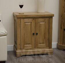 Grandeur solid oak furniture hallway living room office storage cupboard