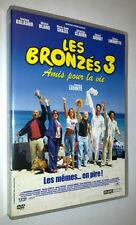 DVD LES BRONZES 3 AMIS POUR LA VIE - LHERMITTE / JUGNOT / BLANC / BALASKO - 2005