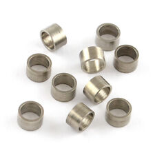 500pcs Stainless Steel Column Spacer Bead 3x5mm Jewelry Findings Loose Beads