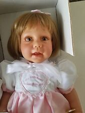 Lee Middleton Baby Doll, One Little Heart with hankie.New in box with tags.