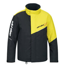 Ski-Doo Holeshot Snowmobile Jacket Sunburst Yellow 440882