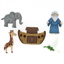Noah's Ark, Dress It Up Buttons, Scrapbooking, craft
