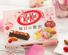 Japanese kitkats NESTLES 6P CRANBERRY ROSE milk kitkat chocolate MOTHERS DAY