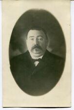 CPA - Carte Postale - Photo - Portrait d'un Homme Moustachu (M7886)