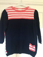 New Look Crew Neck Striped Jumpers & Cardigans for Women