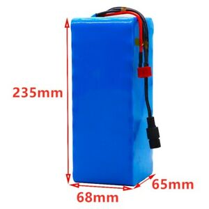 Li-ion Battery 48v 20ah Volt Rechargeable Bicycle 1000w E Bike Electric