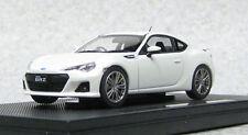 Ebbro 44903 Subaru BRZ Tokyo Motor Show 2011 ( White ) 1/43 scale