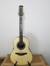 Ovation 1759 Custom Legend 12 string guitar