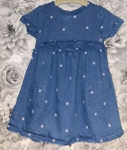 Girls Age 3-4 Years - Pretty Summer Dress