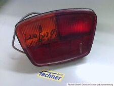 Heckleuchte L Opel Bedford Blitz 69 Pritsche  mit Lamenträger Orange Rot 1982