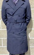 Grantham WEATHERWEAR vintage coat-doublure matelassée overcoat mac-nos police etc
