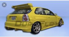 Honda Civic 96-00 Roof Spoiler Feels Bodykit Fiberglass Buddy Club