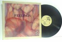 ALAIN DEBRAY feelings LP EX+/EX MML 002, vinyl, album, lounge, smooth jazz, funk