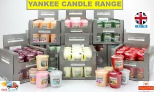 New Yankee Candle Votives Range  - Wonderful Scents Mix and Match