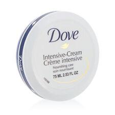 Dove Nutrição Intensiva 2.53oz Creme Skin Care Loção corporal para ir tamanho viagem
