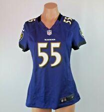 e223925d764 TERRELL SUGGS  55 RAVENS Women s S NIKE ON FIELD Purple Football NFL
