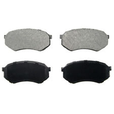 Disc Brake Pad Set-RWD Front Federated MD433B